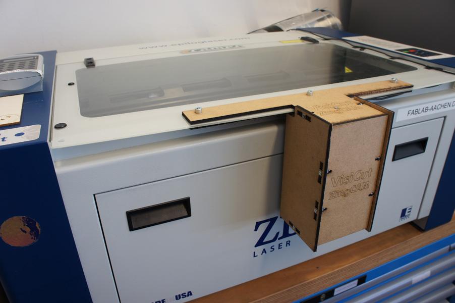 The Lasercutter
